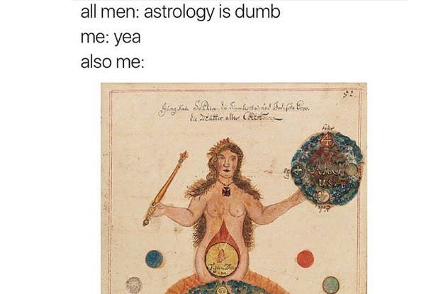 15 Tumblr Posts About Astrology That Are So Real It Kind Of