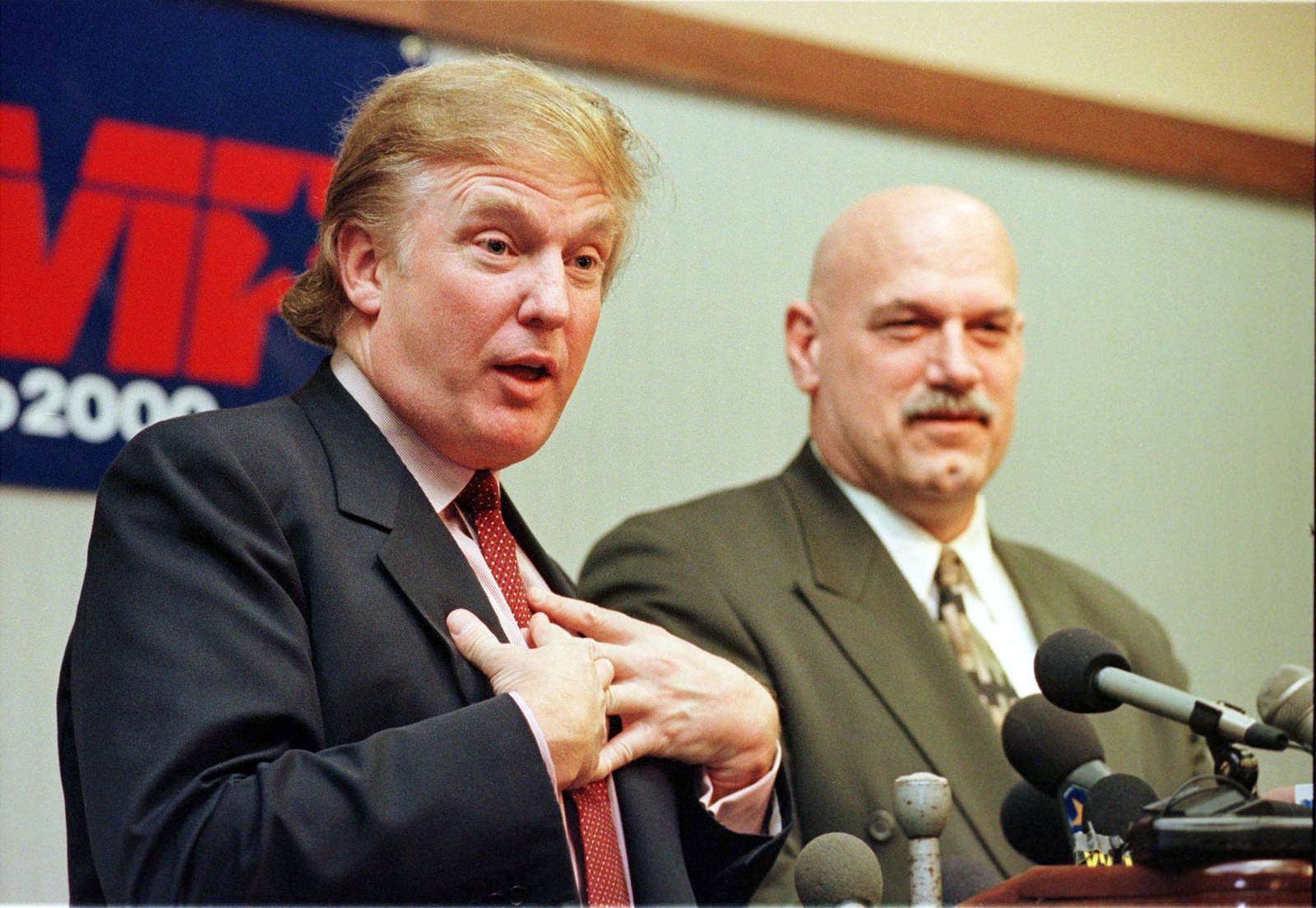 Donald Trump Showed His Hand In 1999, But No One Was Looking