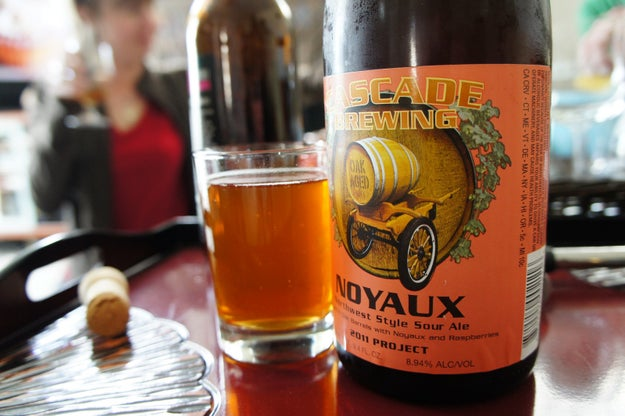 Sour beer will win over IPA lovers.