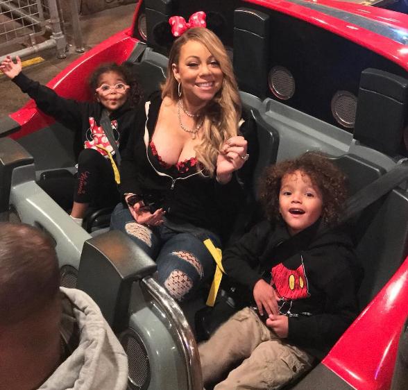 Disneyland for Mariah Carey: