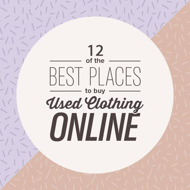 cebdc23c The Best Places To Buy Used Clothing Online