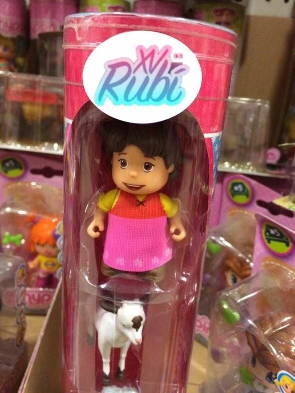 Cuando pediste una Barbie quinceañera y te trajeron a Rubí.