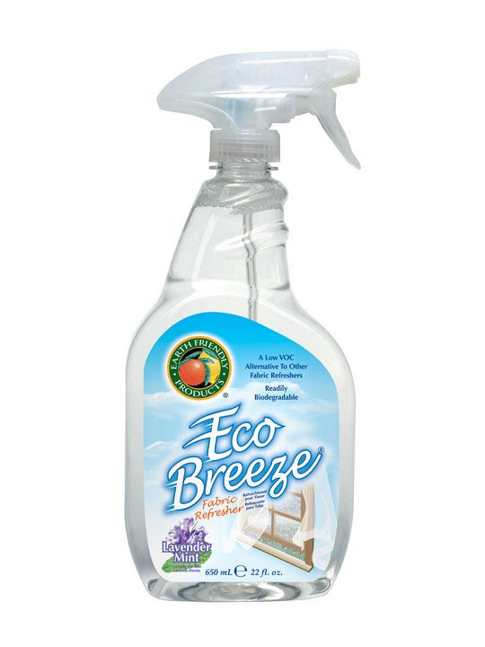 """Promising review: """"As the owner of a Great Dane, it would be easy for the house to smell like dog on a regular basis. With this product, however, I have no problem freshening the air and his blankets. This is the perfect alternative to Febreeze (which has lots of artificial ingredients). It can freshen fabrics or can be used as an air freshener with a few spritzes. It has a fresh, springy scent without any chemicals or harmful additives. I am definitely hooked on this and will continue to use it because it is effective, natural, and safe for use around my family."""" —Trixie L.Price: $9.60"""