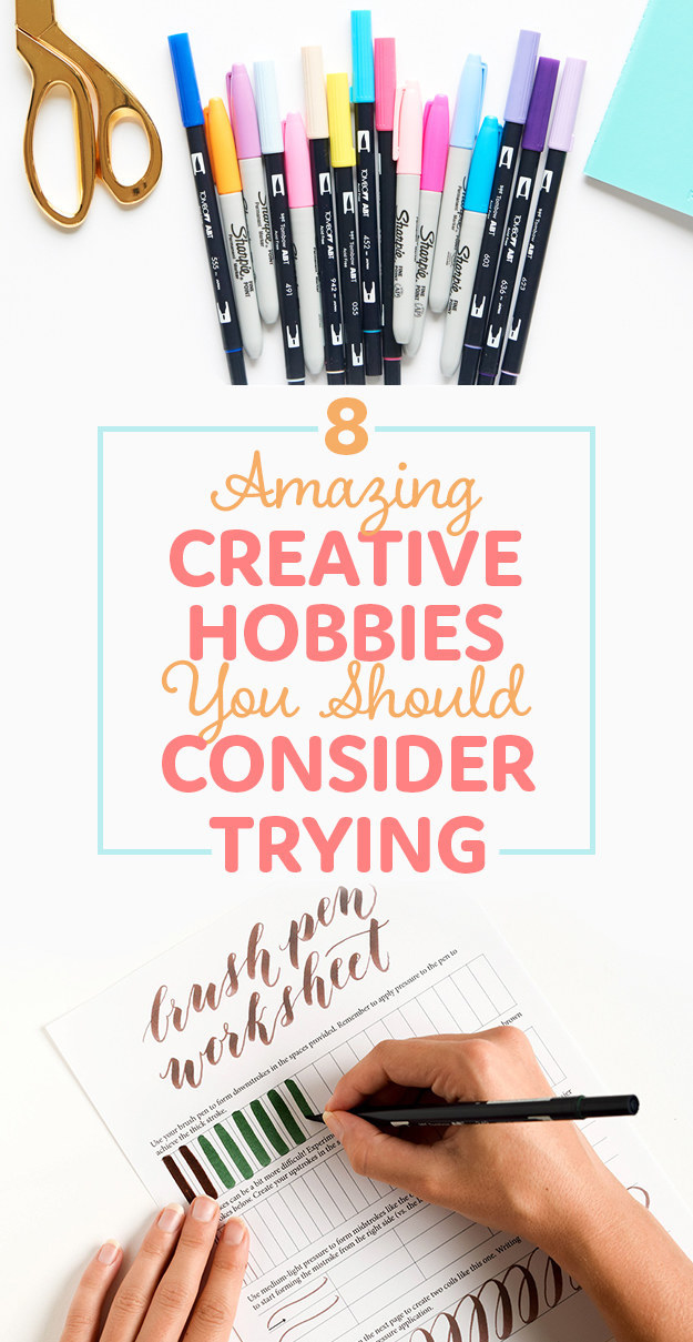 If you have 20 minutes: Try out a new hobby.