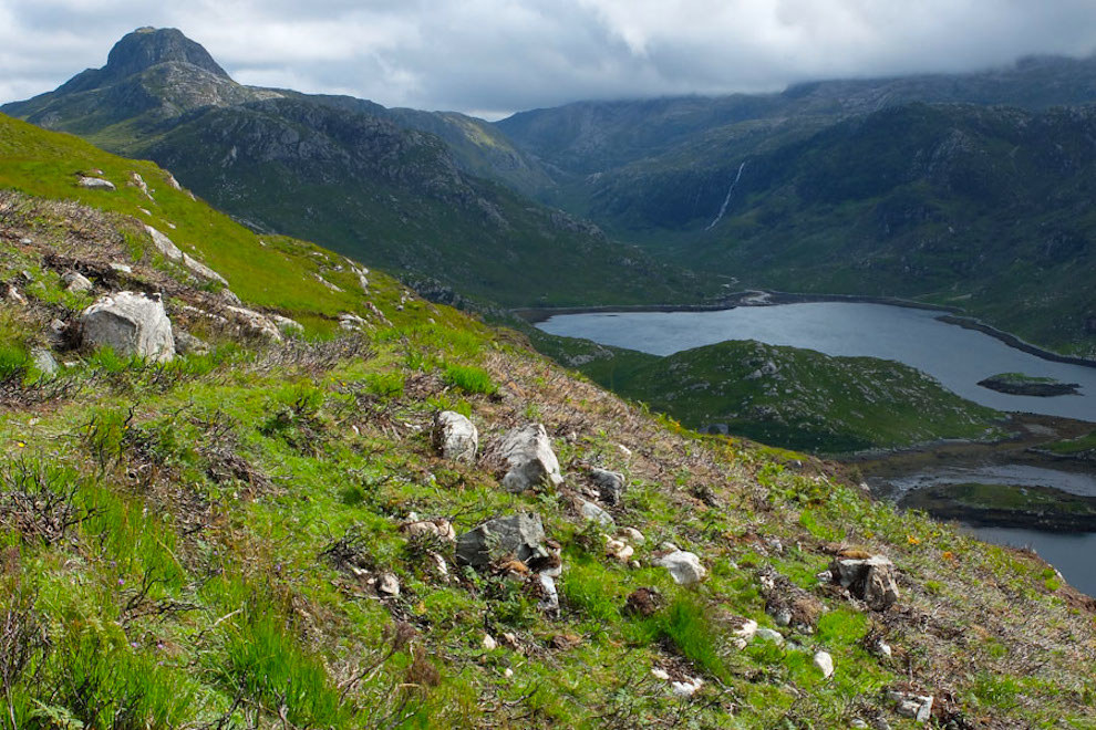 Hike the Cape Wrath Trail.