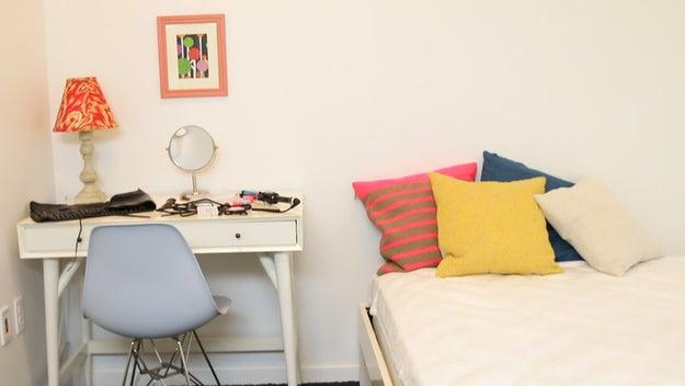 Room 4: The Bedroom