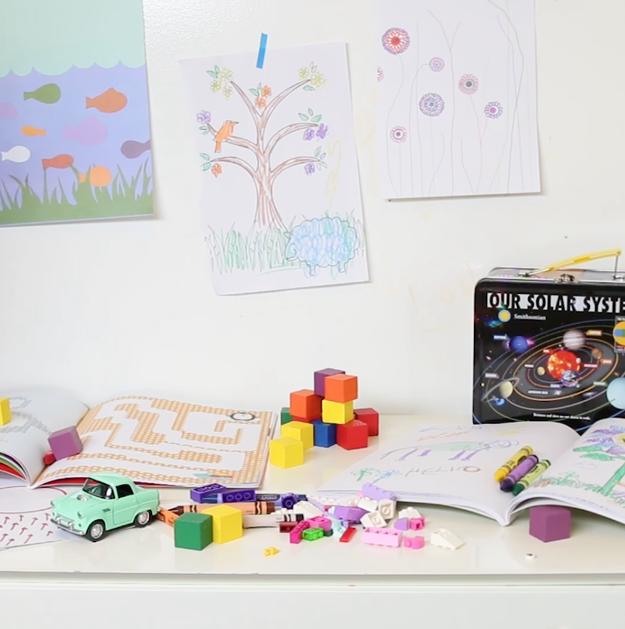 Room 5: The Kids Room
