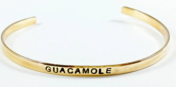 This bracelet that costs a little extra but you already knew it would.