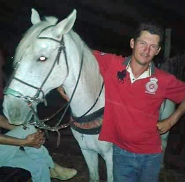 Wagner Figueiredo de Lima was a 34-year-old cowboy and civil servant from Paraiba, Brazil. He was inseparable from his beloved horse Sereno, who he owned for eight years.