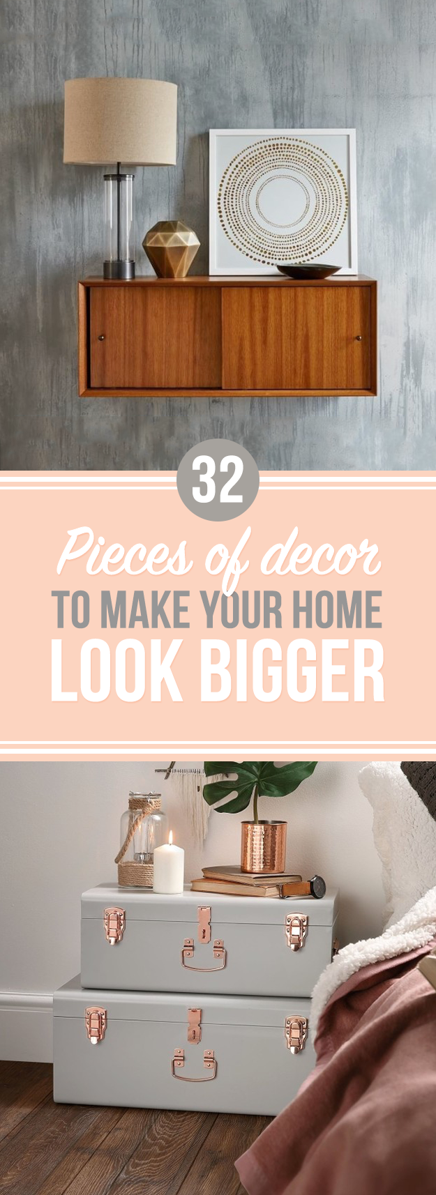 Decorating Ideas > 32 Things Thatll Make Even The Tiniest Apartment Feel Roomy ~ 013607_Apartment Decorating Ideas Buzzfeed