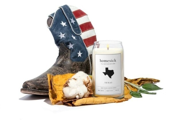 Homesick Candles from BuzzFeed that smell like your home state.