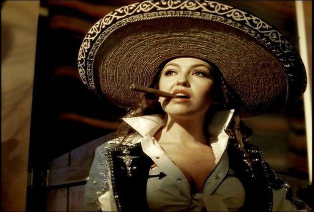 """""""Amor a la mexicana"""", de Thalía."""