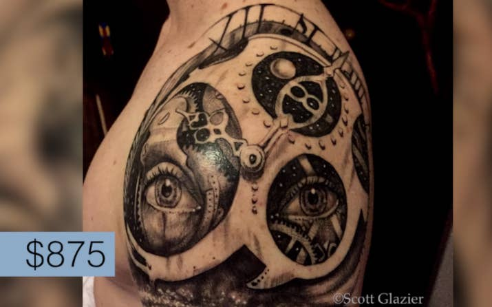 At The End Of Day Though Which Tattoo Its Given Price Point Was Worth It Ben S Winner Speakeasy To Him Piece So Personal