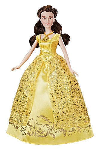 With Just A Couple Months Left Until The Live Action Beauty And Beast Movie Comes Out Marketing Push For Belle Dolls Is Already Underway