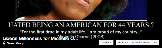Someone Altered A Tomi Lahren Facebook Page To Support Michelle Obama And People Lost It