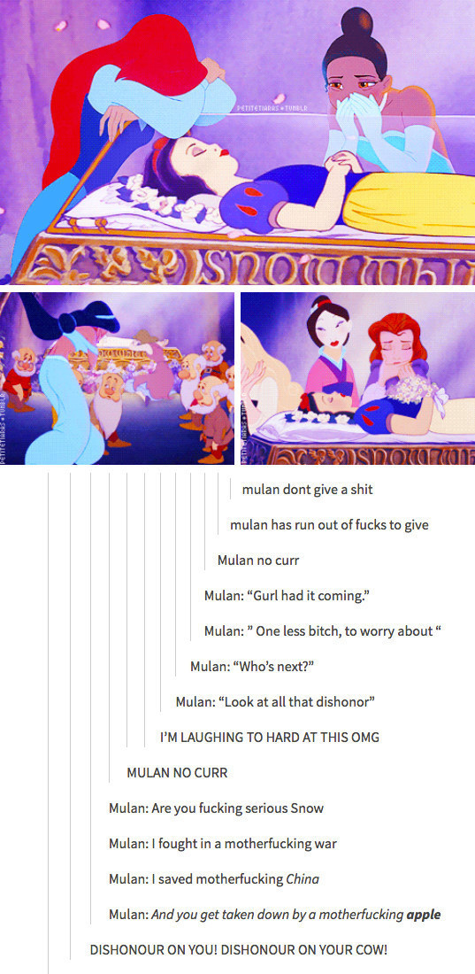 When Mulan cemented her place as the best Disney princess.