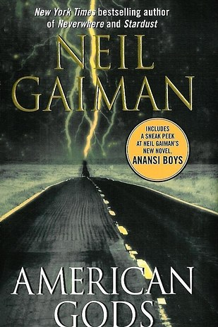 American gods show based on book