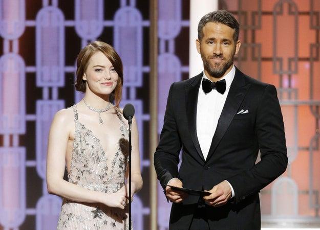 Los Globos de Oro premian lo mejor del cine y la televisión cada año. Es una ceremonia importantísima porque para muchos, es la mezcla ideal de entretenimiento.
