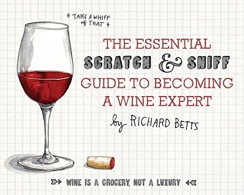 A scratch and sniff book because you like the drinking part of being an adult, but that's it.
