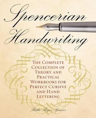 A book that'll help you turn your chicken-scratch into beautiful penmanship.