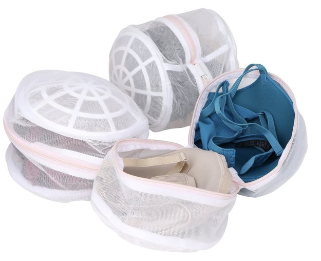A set of wash bags for your intimates so that you don't have to hand wash them.