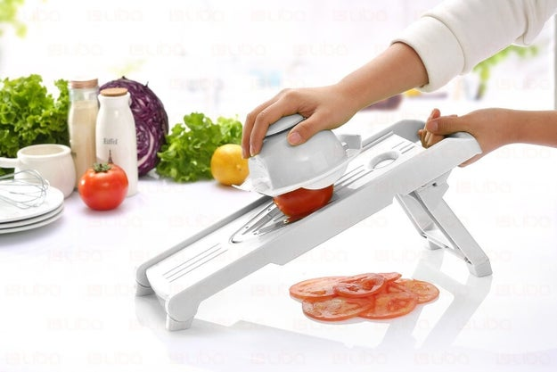A slicer that'll give you the perfect cut every time.