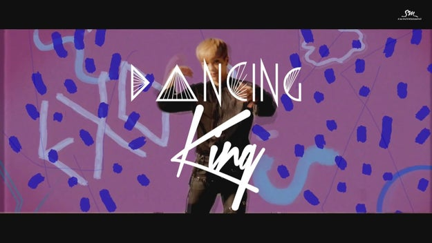"""Dancing King"" by Exo"