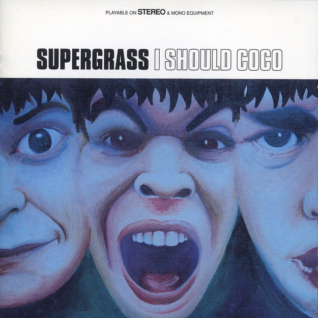 """Alright"" by Supergrass"