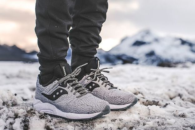 14 Perfect Sneakers For The Winter