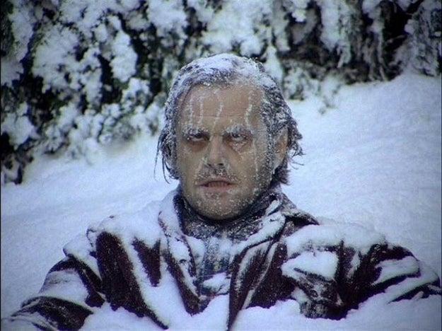 Las mañanas del regreso a clases son las más frías del año, lo dice en la Constitución.