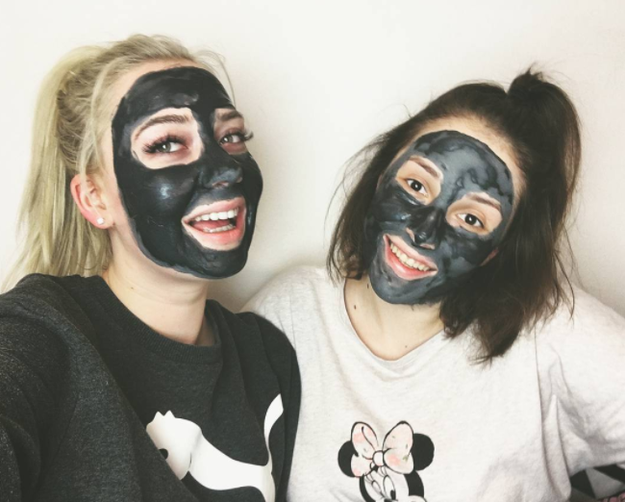 For skin care, there's really no better solution than a charcoal mask.