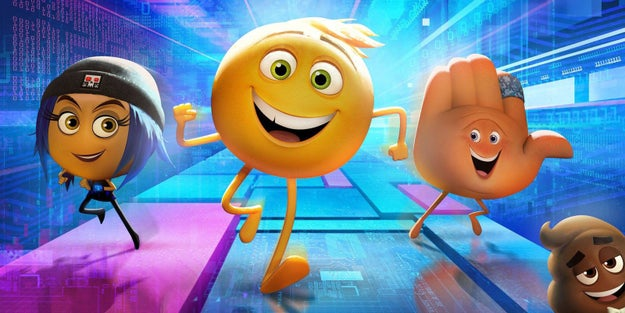 The Emoji Movie, August 4th