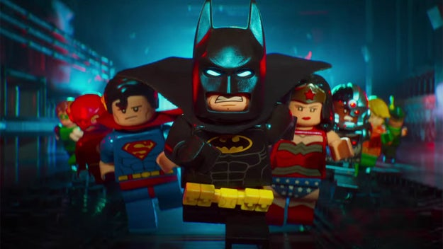 The Lego Batman Movie, February 10th