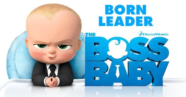 The Boss Baby, March 31st