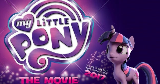 My Little Pony: The Movie, October 6th