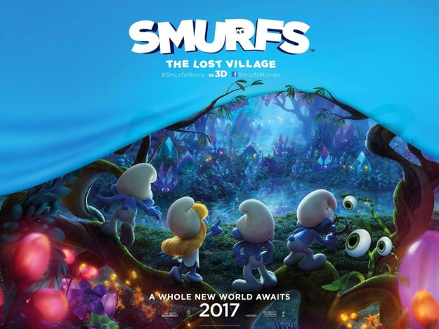 Smurfs: The Lost Village, April 7th