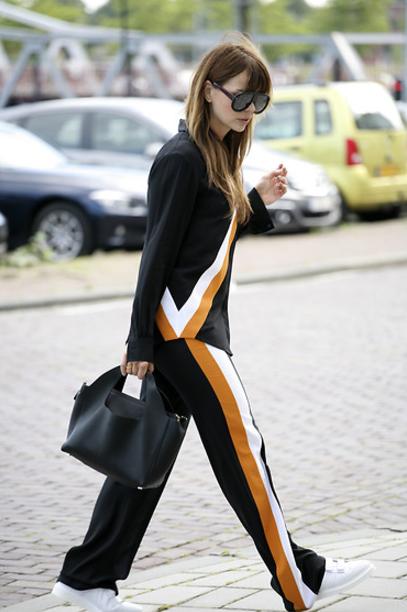 Como pants pero mucho, mucho más estiloso.