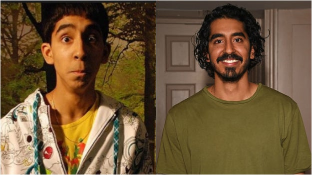 So obviously we need to talk about Dev Patel, who's really Longbottomed hard.