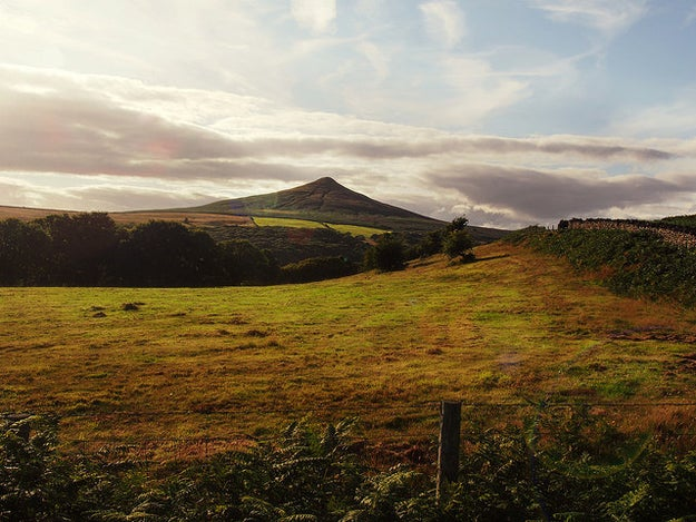 Sugar Loaf Mountain, Monmouthshire