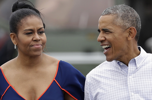 6e4b800815e The Obamas Look Like They re Really Enjoying That Post-Presidency Vacation