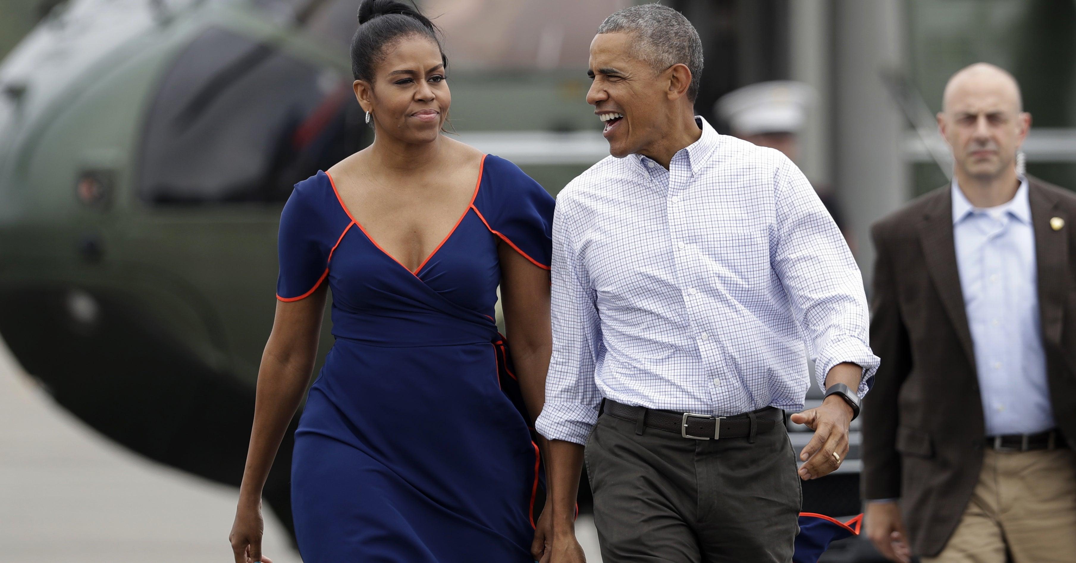 Michelle Obama Cool