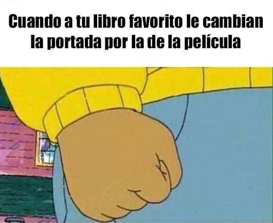 FB: Memes Literarios