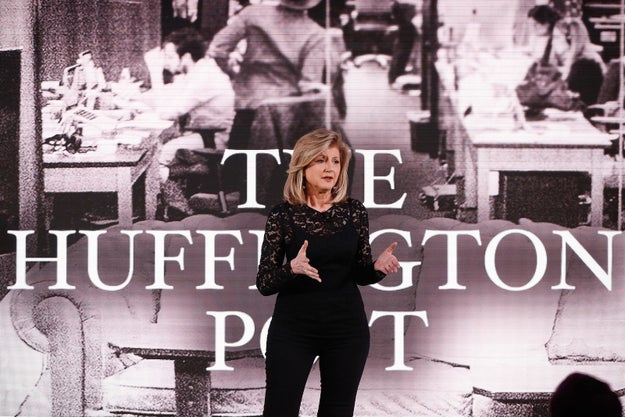 Arianna Huffington, Greece