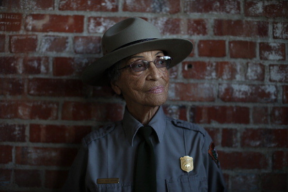 The current oldest full-time park ranger is 95-year-old Betty Reid Soskin, who works at the Rosie the Riveter/World War II Home Front National Historical Park in Richmond, California.