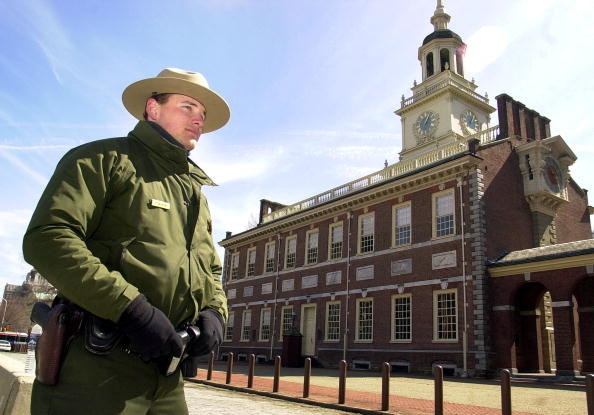 Some parts of the distinctive park ranger uniform are descended directly from the United States Army Cavalry's 19th century uniforms.