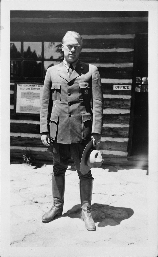 One of the hundreds of thousands of people who have worked for the NPS is President Gerald Ford, who was a park ranger at Yellowstone.