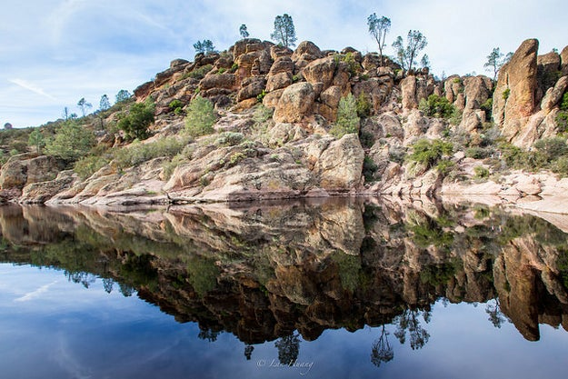 The newest national park is Pinnacles in California, which was established on Jan. 10, 2013.