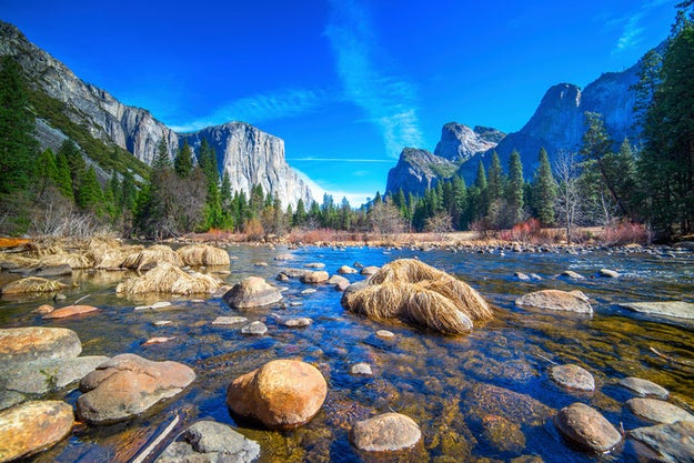 Pinnacles was California's ninth national park, which makes California the state with the most national parks.