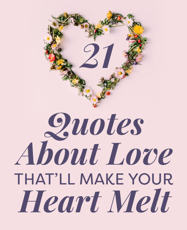 Short Sweet I Love You Quotes: 21 Of The Most Romantic Quotes In Literature