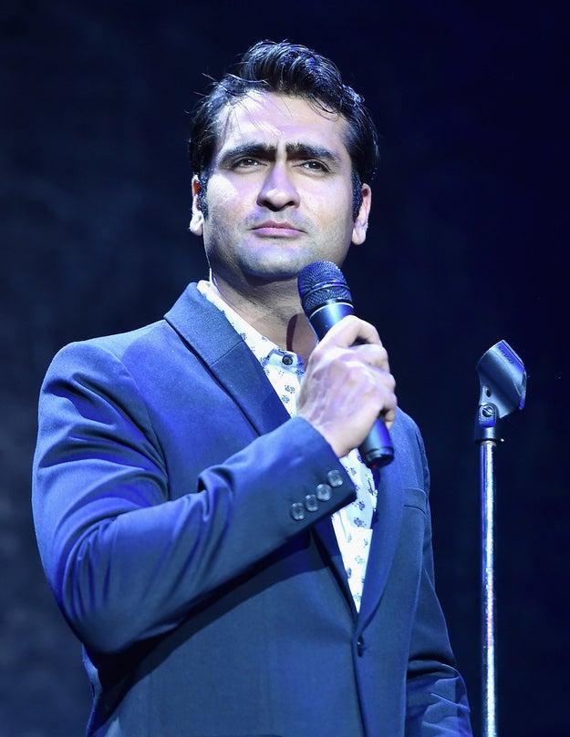Kumail Nanjiani, Pakistan